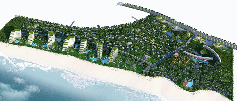 Green Paradise Luxury Resort | Khu Du Lịch Cao Cấp Thiên Đường Xanh