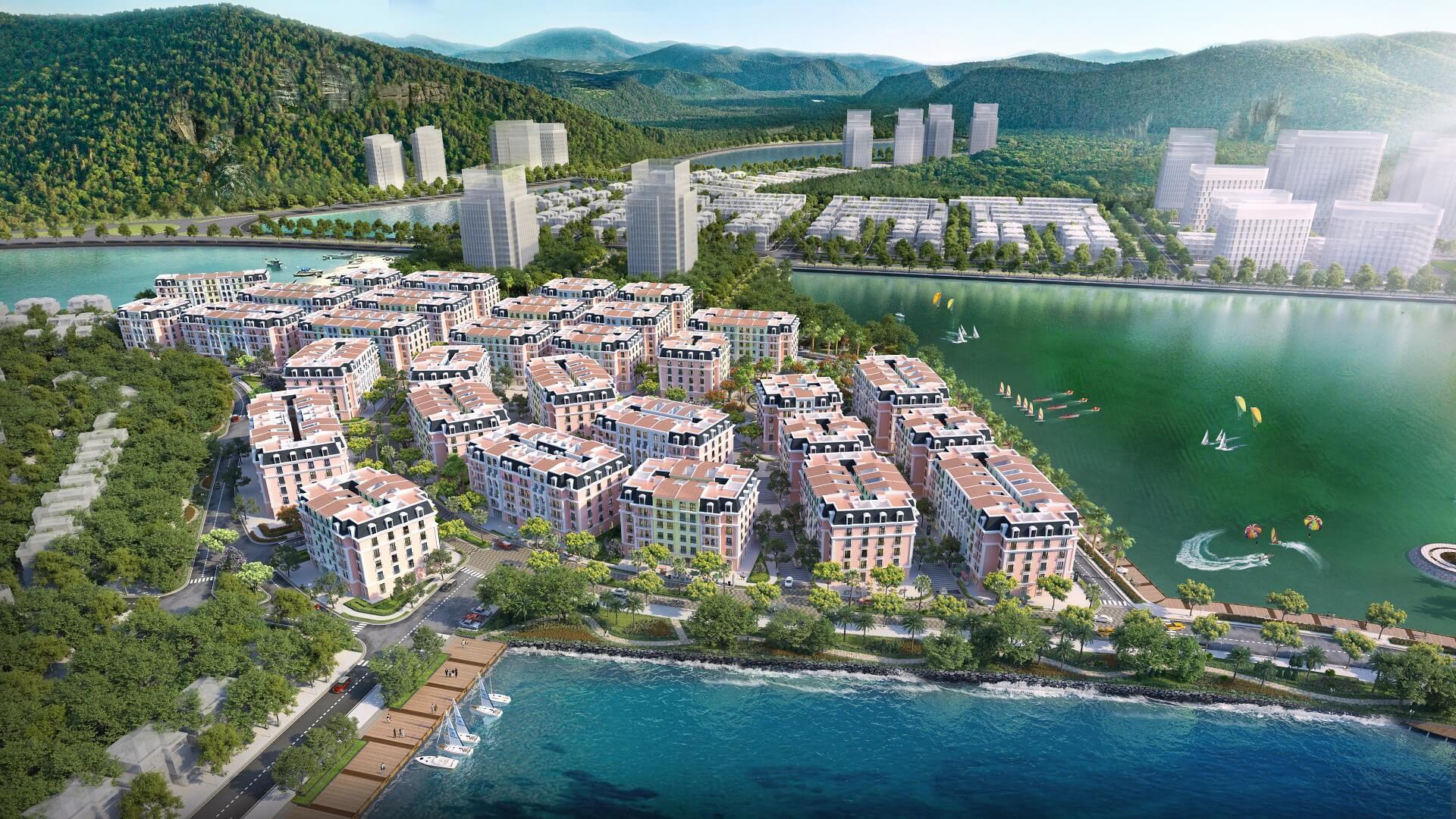 1 Aqua City Hạ Long   Bảng Giá Shoptel Cập Nhật Hôm Nay