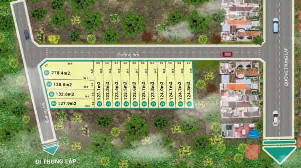 Dự án đất nền Z-Trung Lập Củ Chi