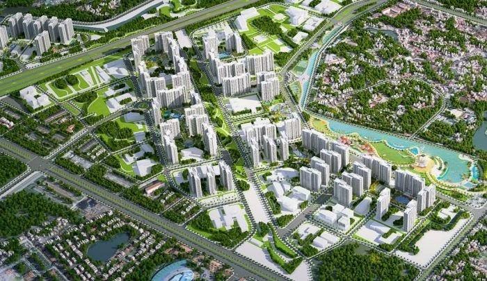 Tiềm năng tăng giá của khu liền kề tại Đại Mỗ
