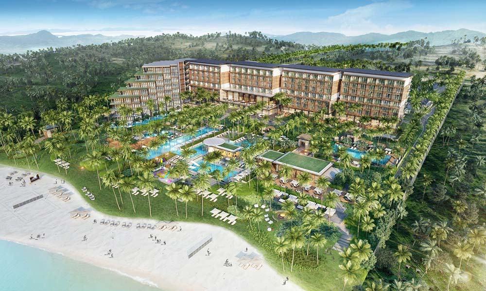 Le Meridien Resort Spa