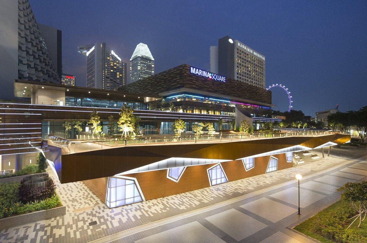 Kinh nghiệm du lịch Marina Square khu mua sắm Singapore - BestPrice