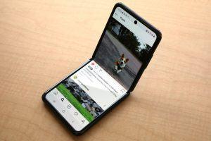 Samsung Galaxy Z Flip Review: A Folding Phone That