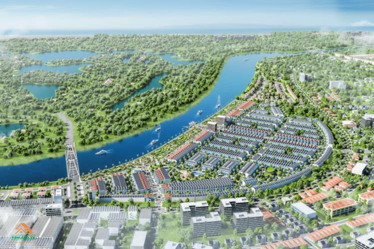 Dự án đất nền Mallorca River City Quảng Nam