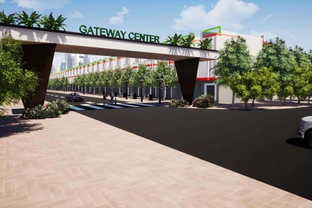 Gateway Center Bình Phước