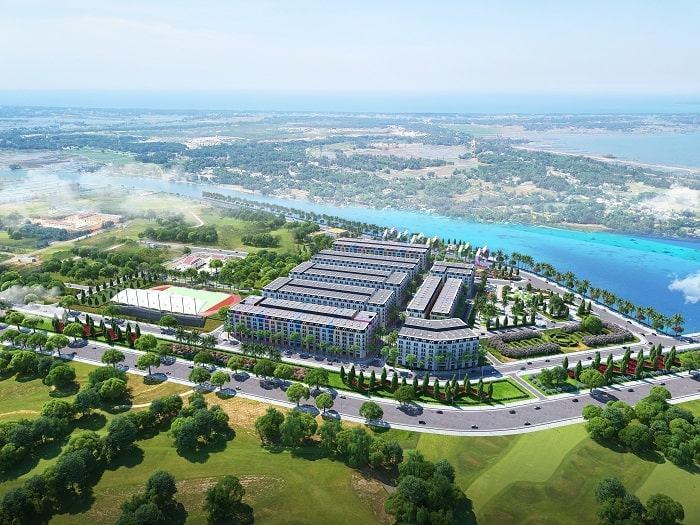 Dự án Chu Lai Riverside Núi Thành Quảng Nam