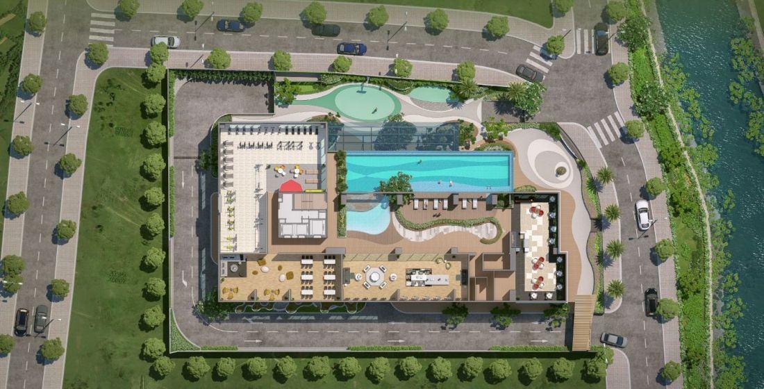 Tiện ích dự án căn hộ Happy One Premier Quận 12
