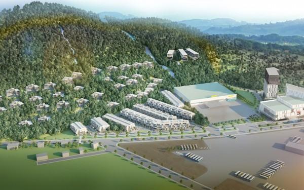 Khu đô thị Green Home Quy Nhơn | Sàn địa ốc trực tuyến