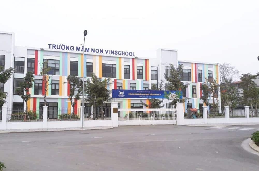 Truong Mam Non Vinschool My Dinh