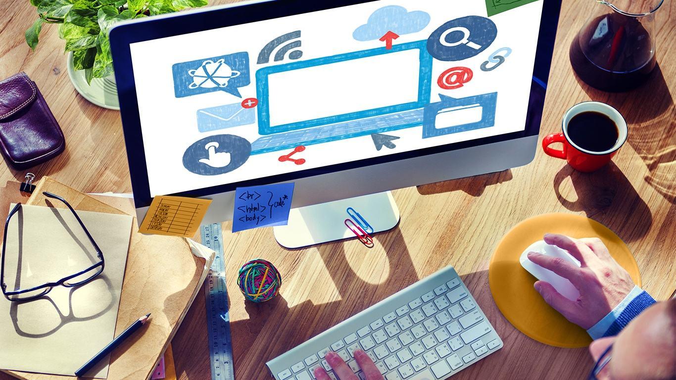 Dịch vụ quản trị Website - Nền tảng tối ưu dành cho kênh thương mại trực tuyến - WEB24S