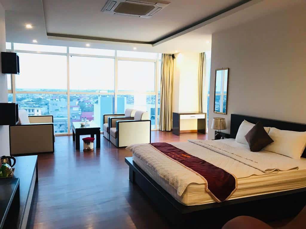 Kim Long Hotel, Thái Bình (7.3/10)   Giá cập nhật 2021