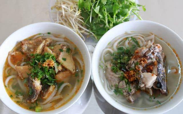 Kết quả hình ảnh cho Bánh Canh Cá Lóc Bột Gạo - Tân Kỳ Tân Quý