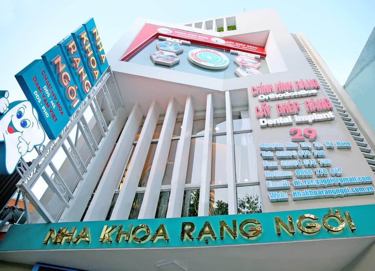 phòng khám nha khoa tốt ở Đà Nẵng