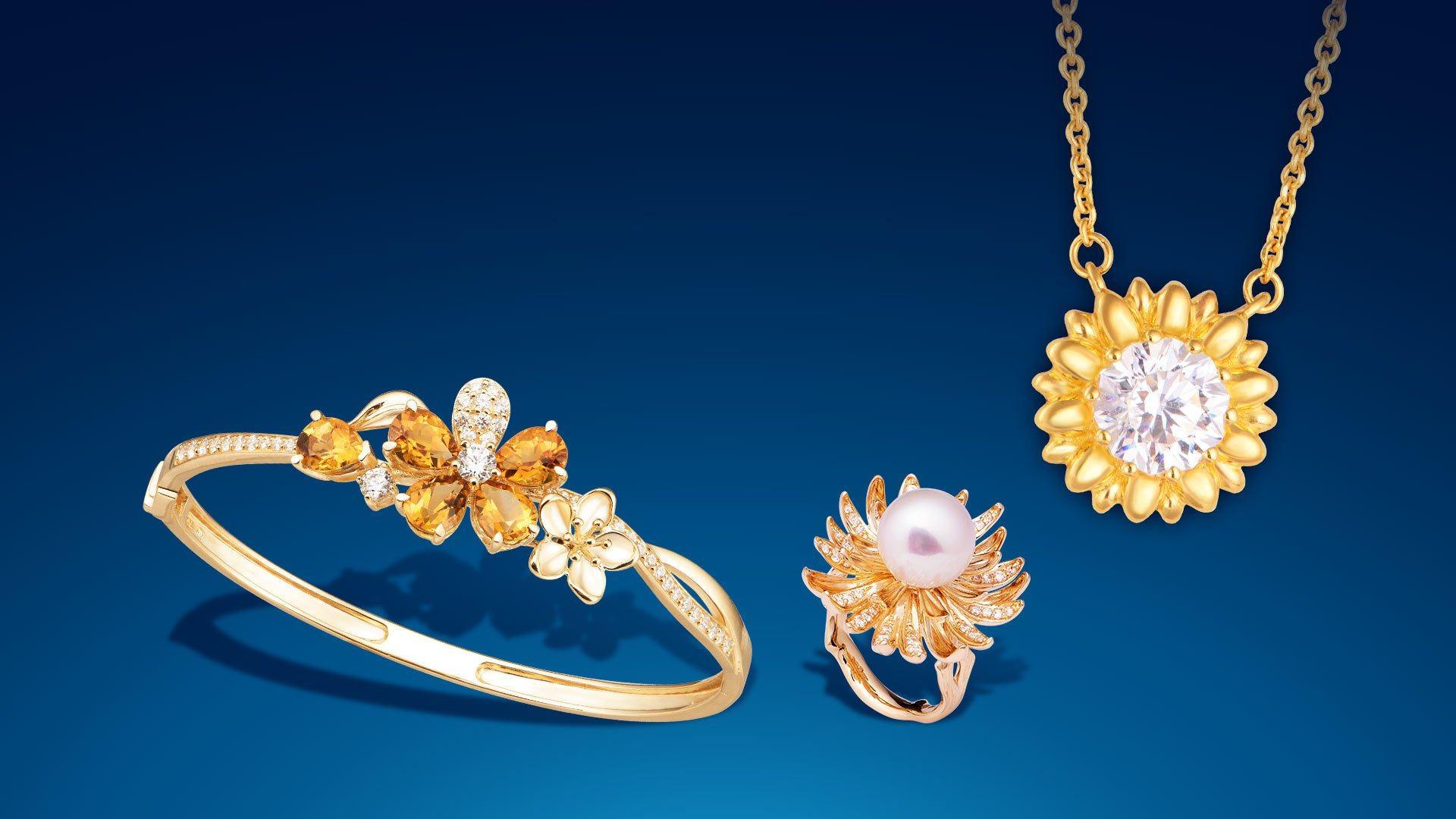 PNJ giảm 10% khi mua trang sức vàng tại PNJ Gold với VinID Voucher