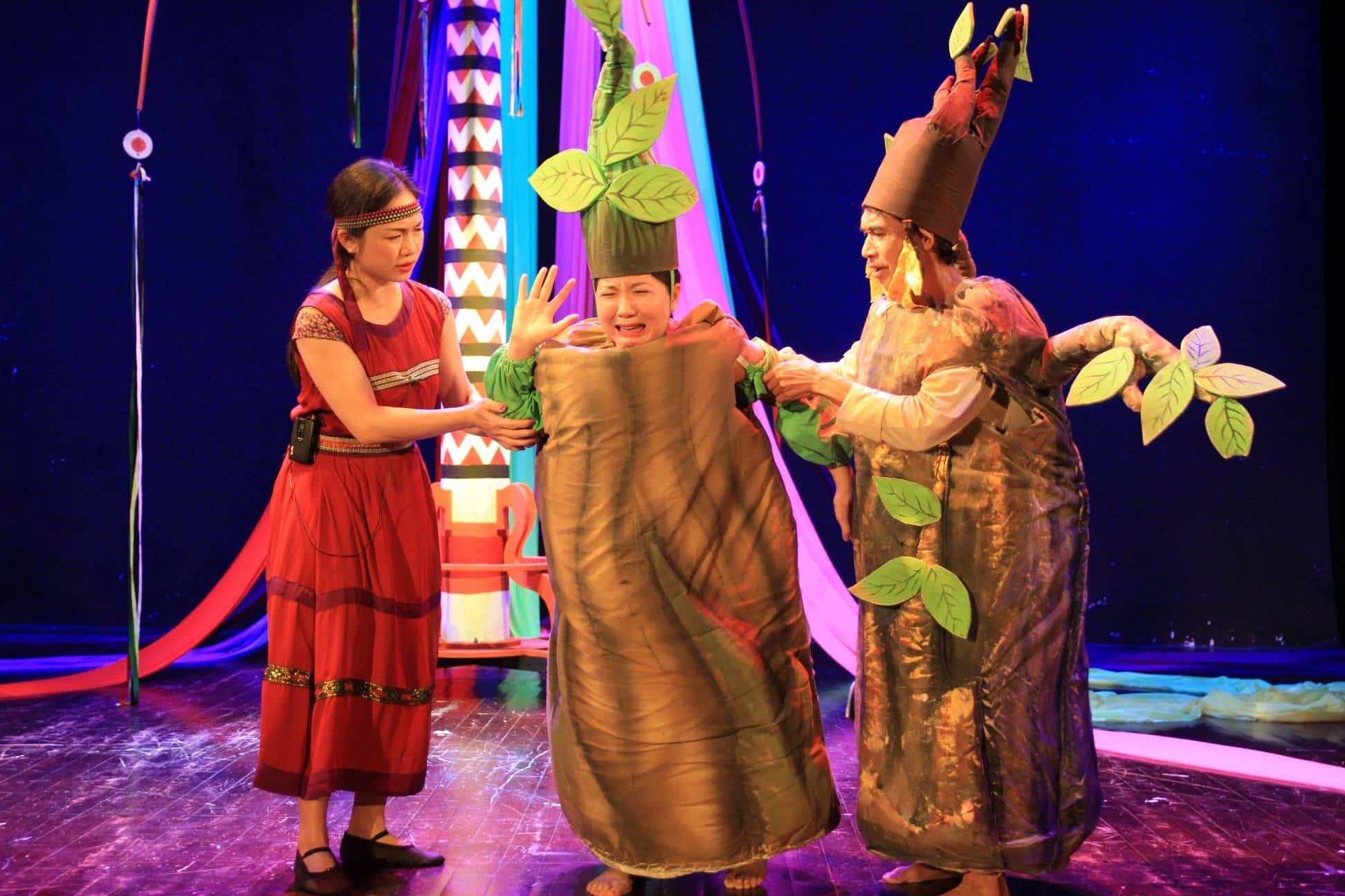 Sân khấu kịch Sài Gòn chất lượng