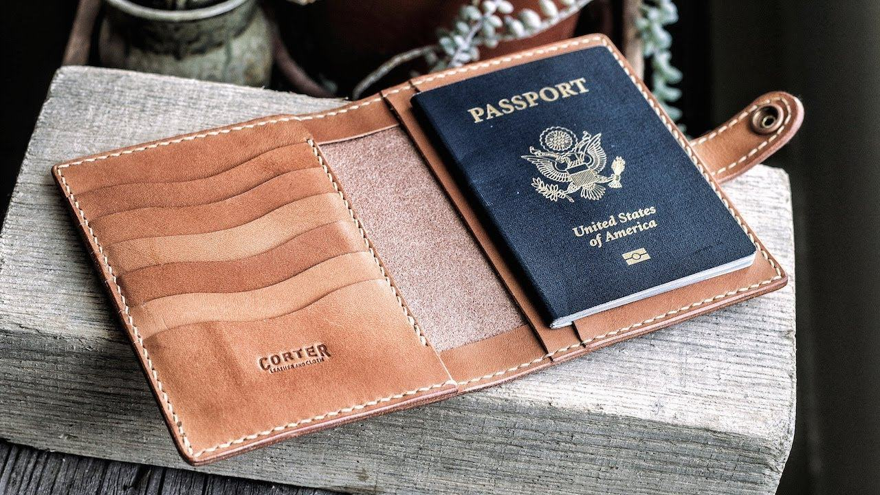 Ví Đựng Passport Hộ Chiếu Thời Trang, Giá Rẻ Tại Travelgear