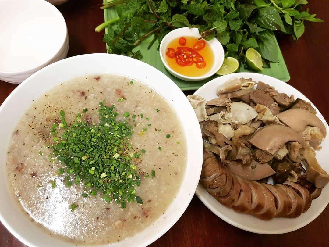 Ăn sáng Sài Gòn quận 1 ngon nhất