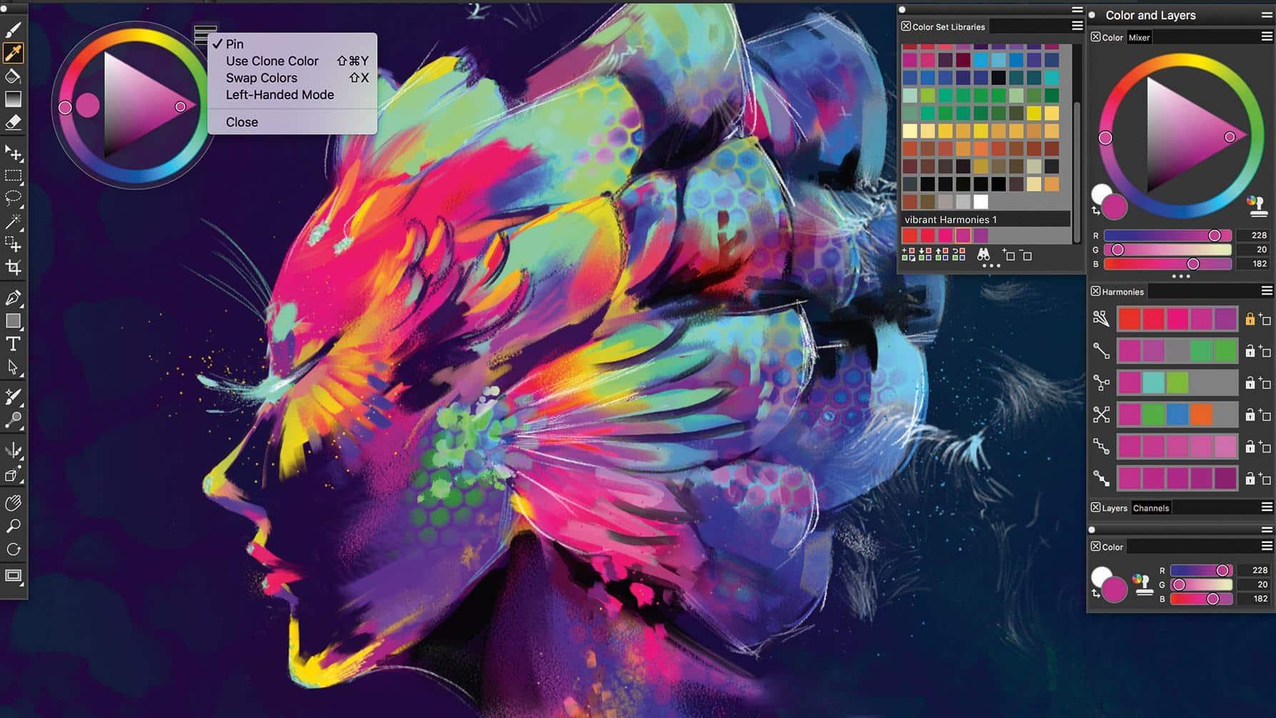 7 phần mềm chuyên về vẽ tốt nhất trên máy tính cho dân thiết kế - Fshare Blog