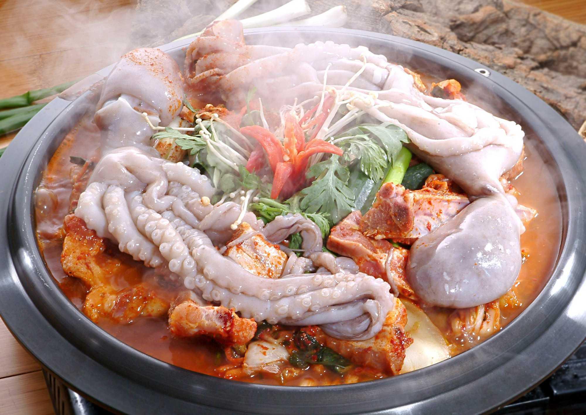 Lẩu bạch tuộc Hà Nội chất lượng