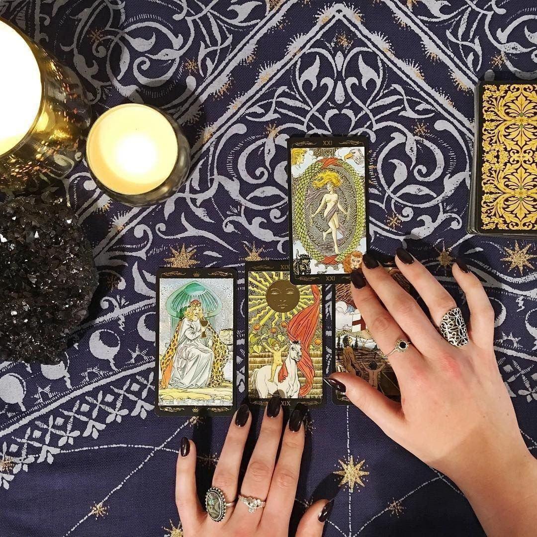 Tổng quan về Bói bài Tarot: Ý nghĩa, nguồn gốc lịch sử   Bài tarot, Bói bài,  Hình ảnh