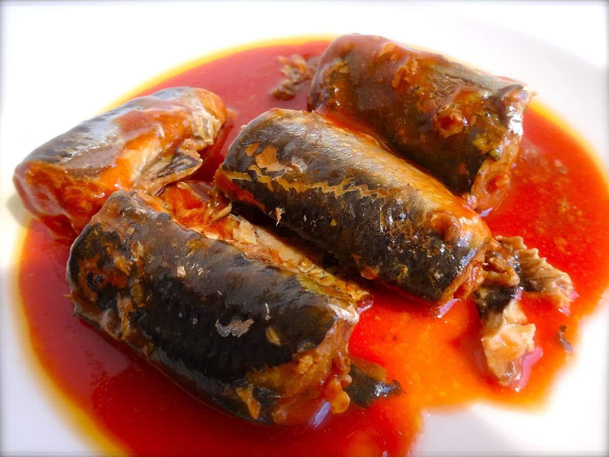 Kết quả hình ảnh cho Cá trích kho cà chua