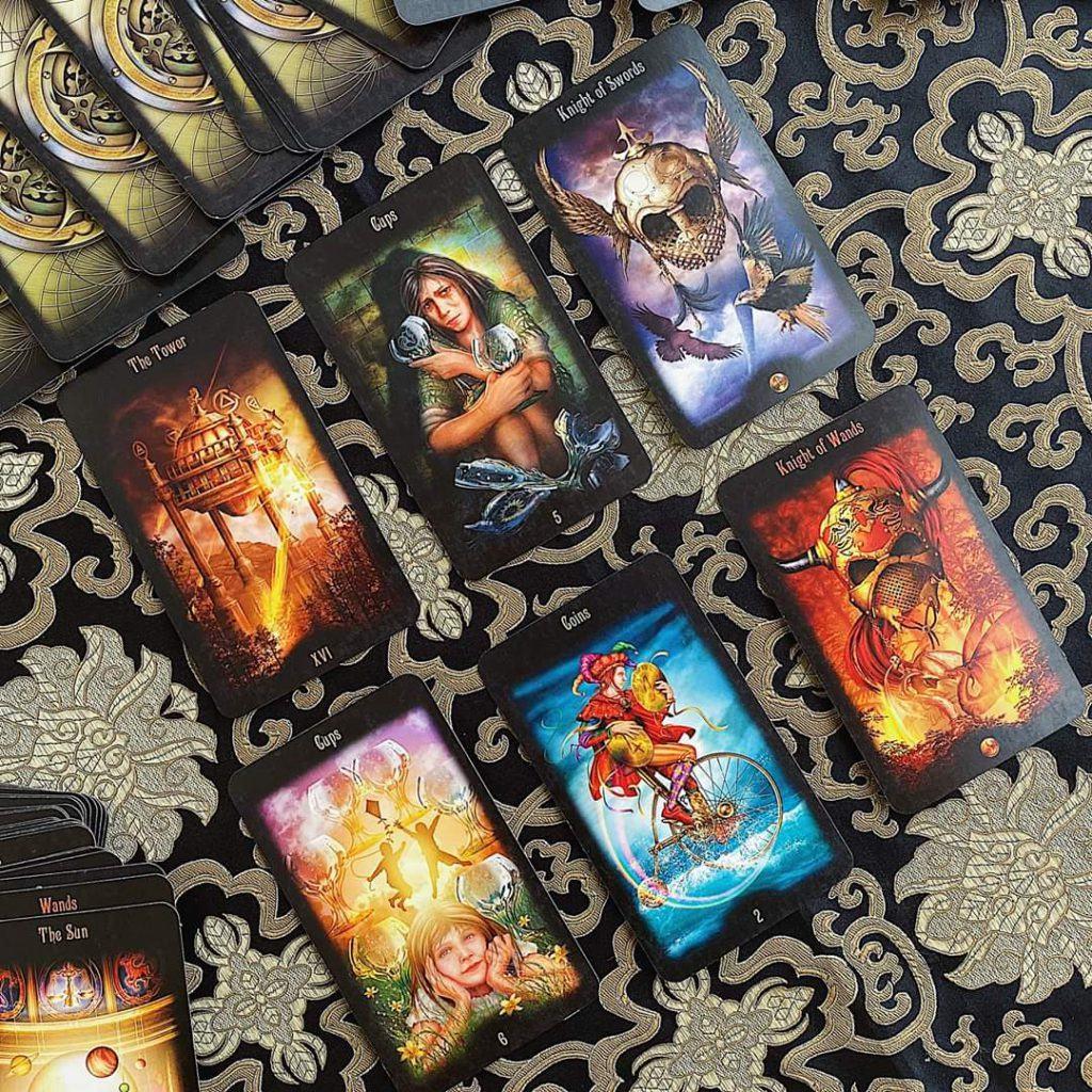 Hướng dẫn cách bói bài Tarot ĐƠN GIẢN, DỄ HIỂU - Bongda123.com ✓