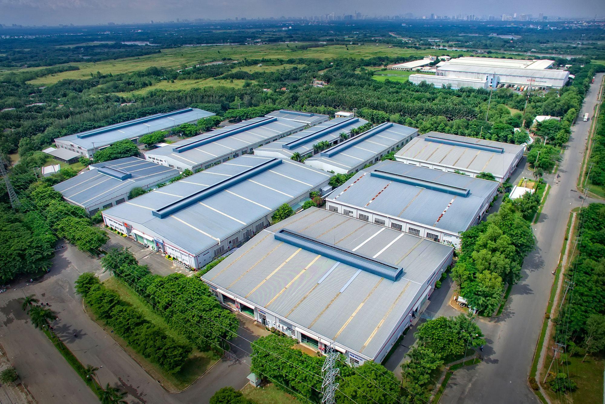 Danh sách các khu công nghiệp Long An mới nhất   Tập Đoàn Trần Anh Group