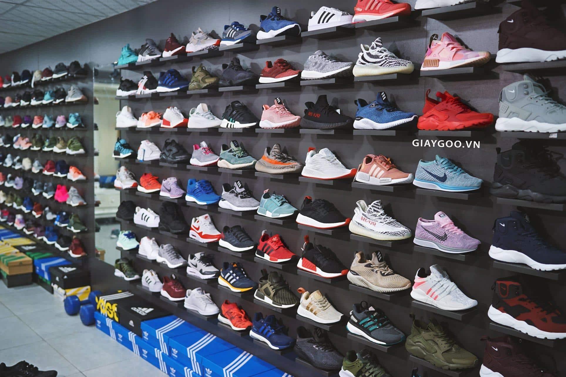 Shop giày thể thao & Sneaker Nam Nữ tpHCM (Bảo Hành Trọn Đời) – GOO STORE