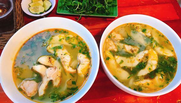 Kết quả hình ảnh cho Bánh Canh Cá Lóc Hải Lăng