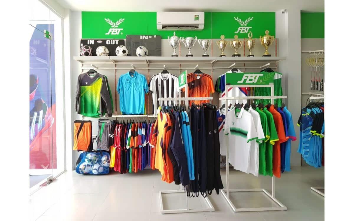 Shop thể thao Đà Nẵng uy tín