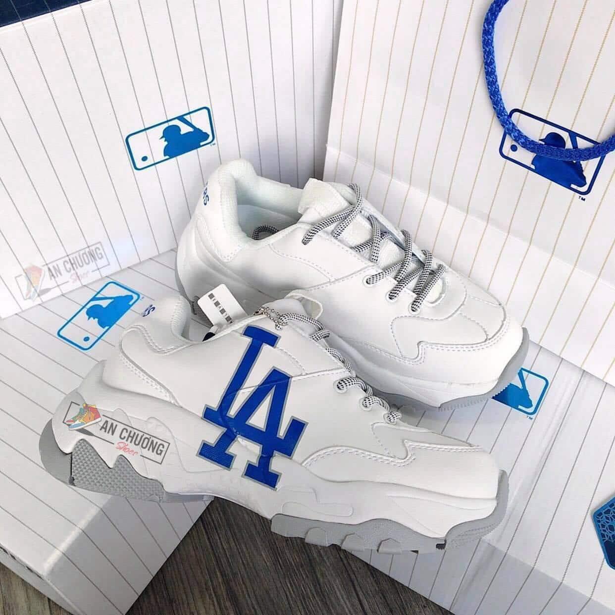 Giày Sneaker MLB LA Dodgers - Shop Giày Thể Thao Giá Rẻ Nhất TPHCM
