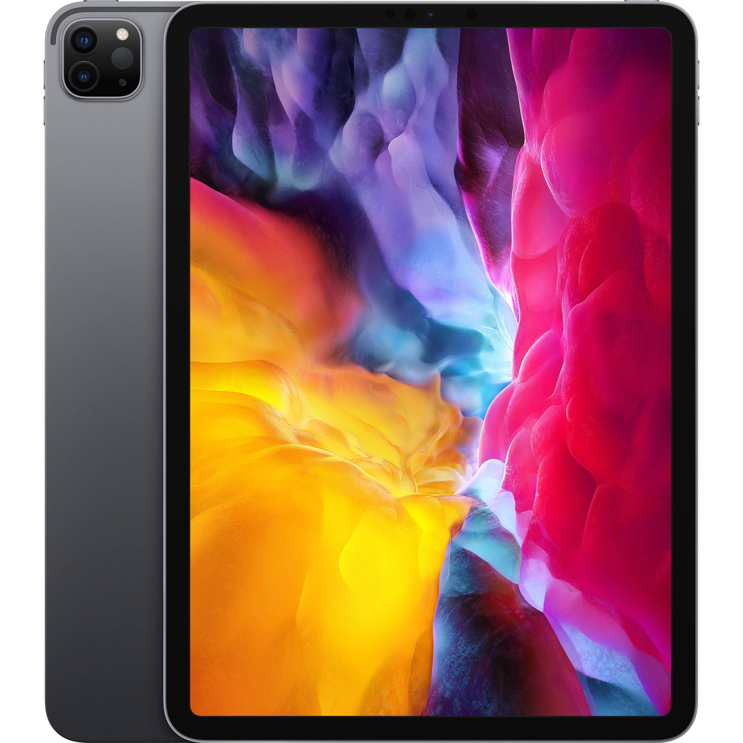 Máy Tính Bảng Apple iPad Pro 11 2020 2nd 128GB Wifi Space Gray MY232ZA/A |  Tìm Hàng Công Nghệ