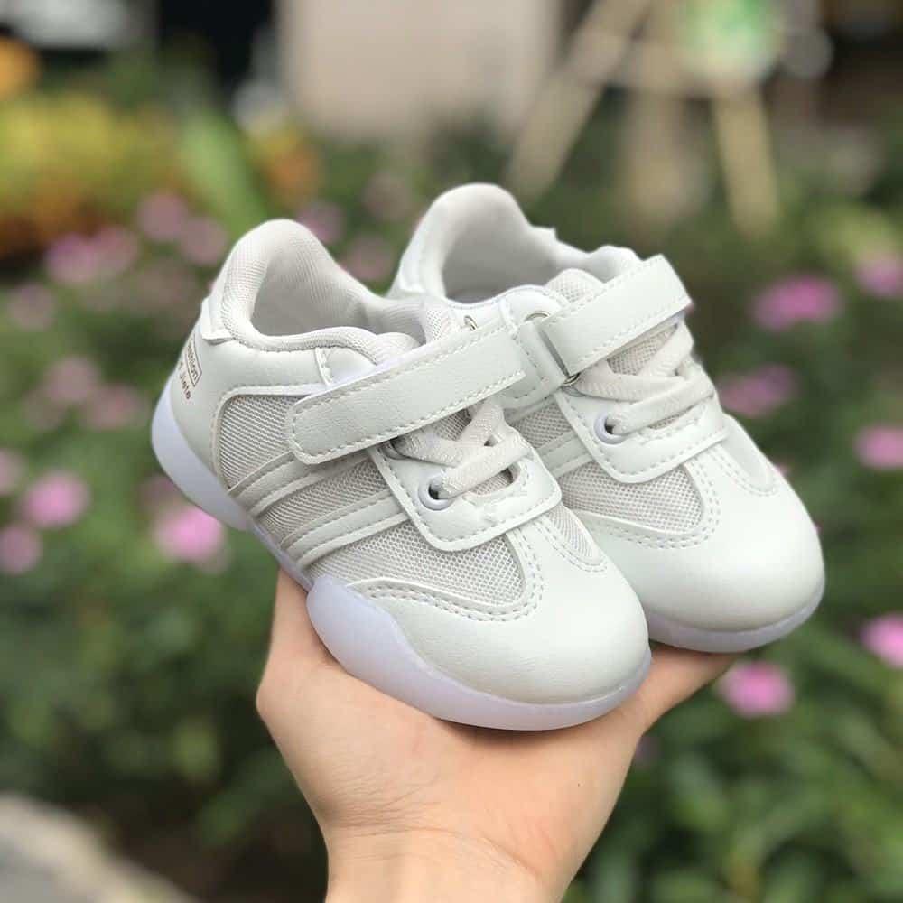 Giày Thể Thao A8 Trắng Cho Bé, Giày Dép Trẻ Em, Giày Bé Trai, Giày Bé Gái,  Sandals Cho Bé | Shopee Việt Nam