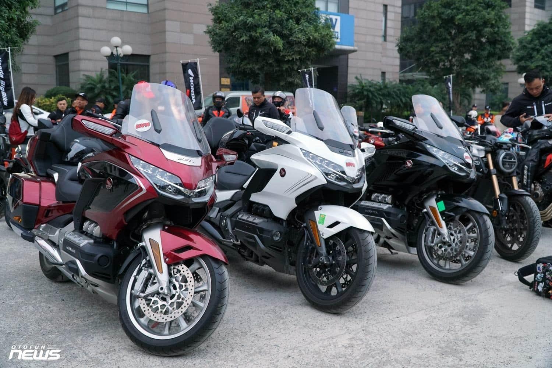 Khởi động ngày hội Honda Biker Day 2020 khu vực phía Bắc - CarHanoi.vn