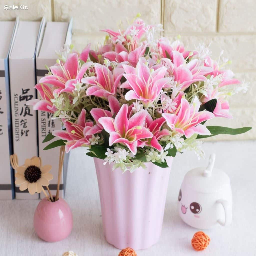 Cửa hàng bán hoa giả giá rẻ TPHCM uy tín