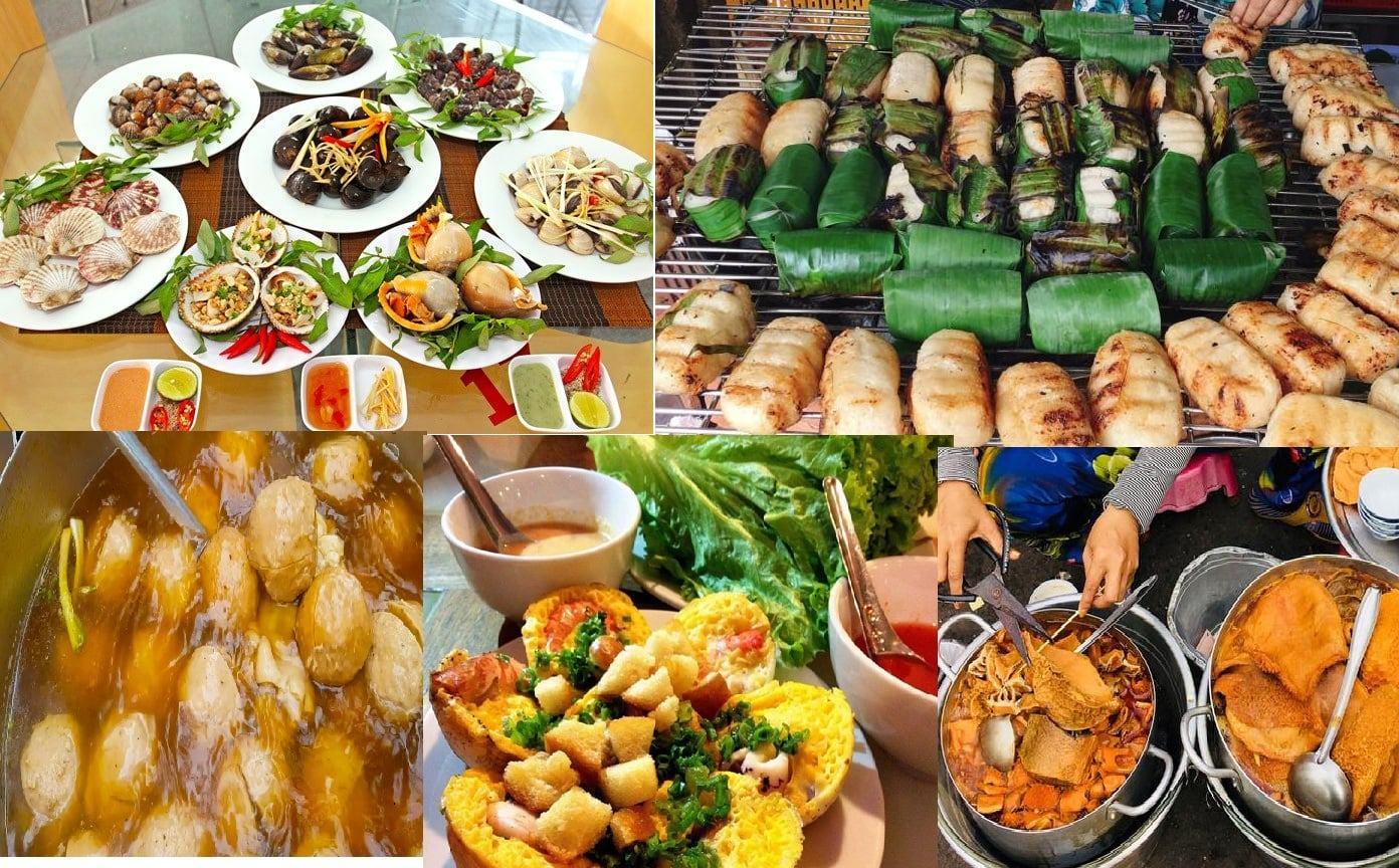 Tổng hợp các món ăn vặt Hot nhất Sài Gòn Phần 2