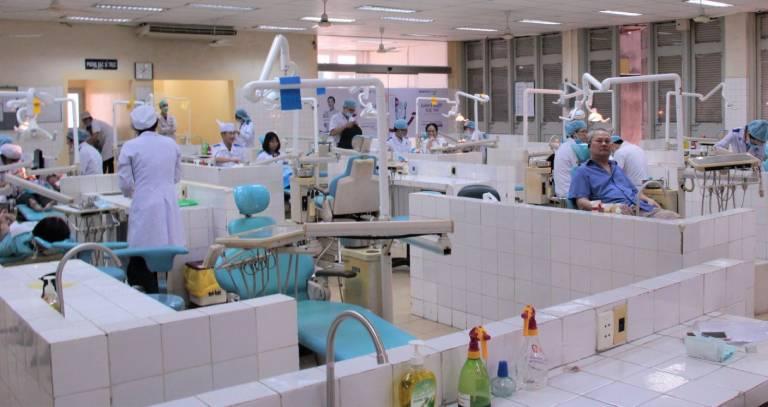 Phòng khám chuyên khoa Răng Hàm Mặt - Bệnh viện Đại học Y Dược TPHCM