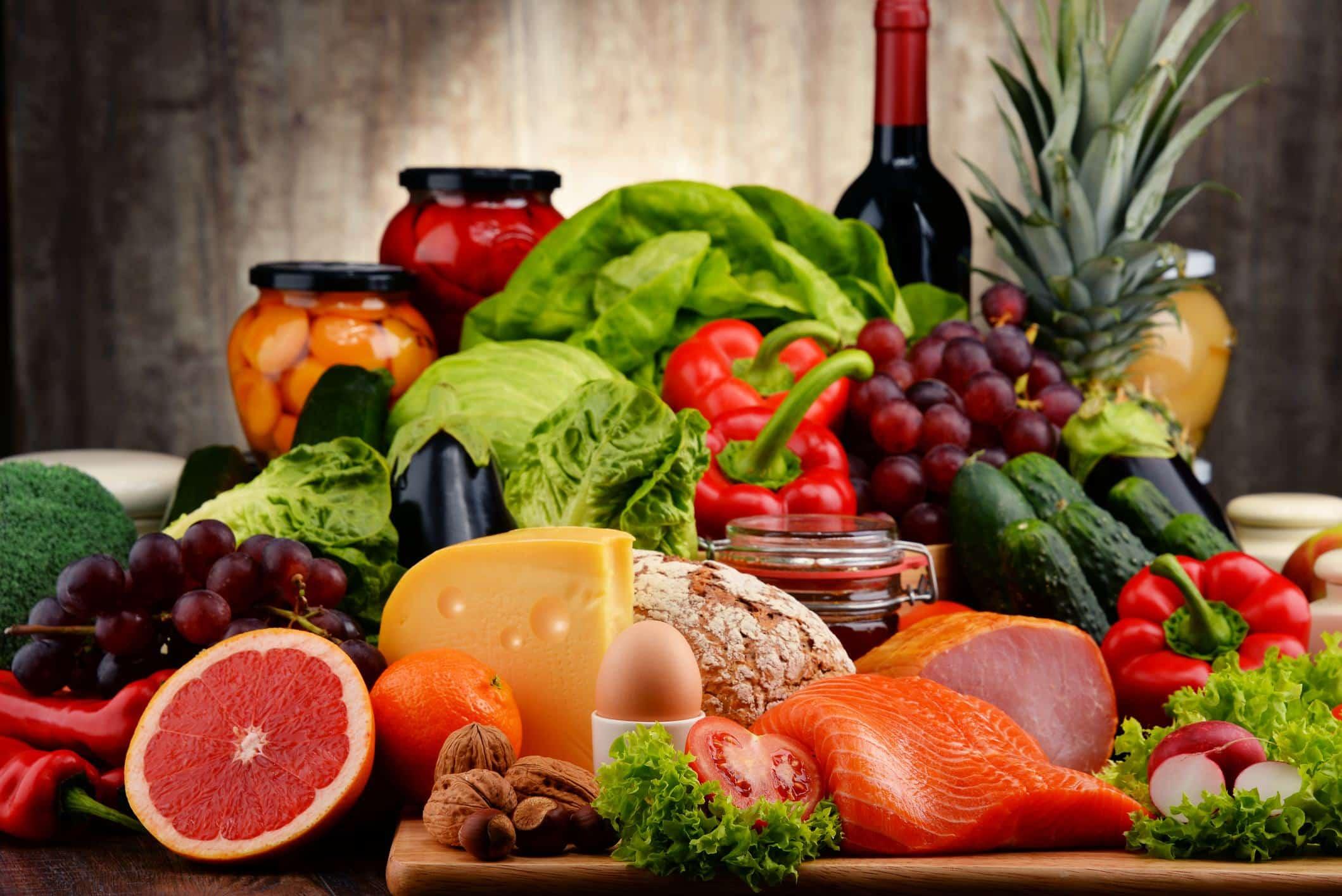 Cửa hàng thực phẩm sạch TPHCM uy tín