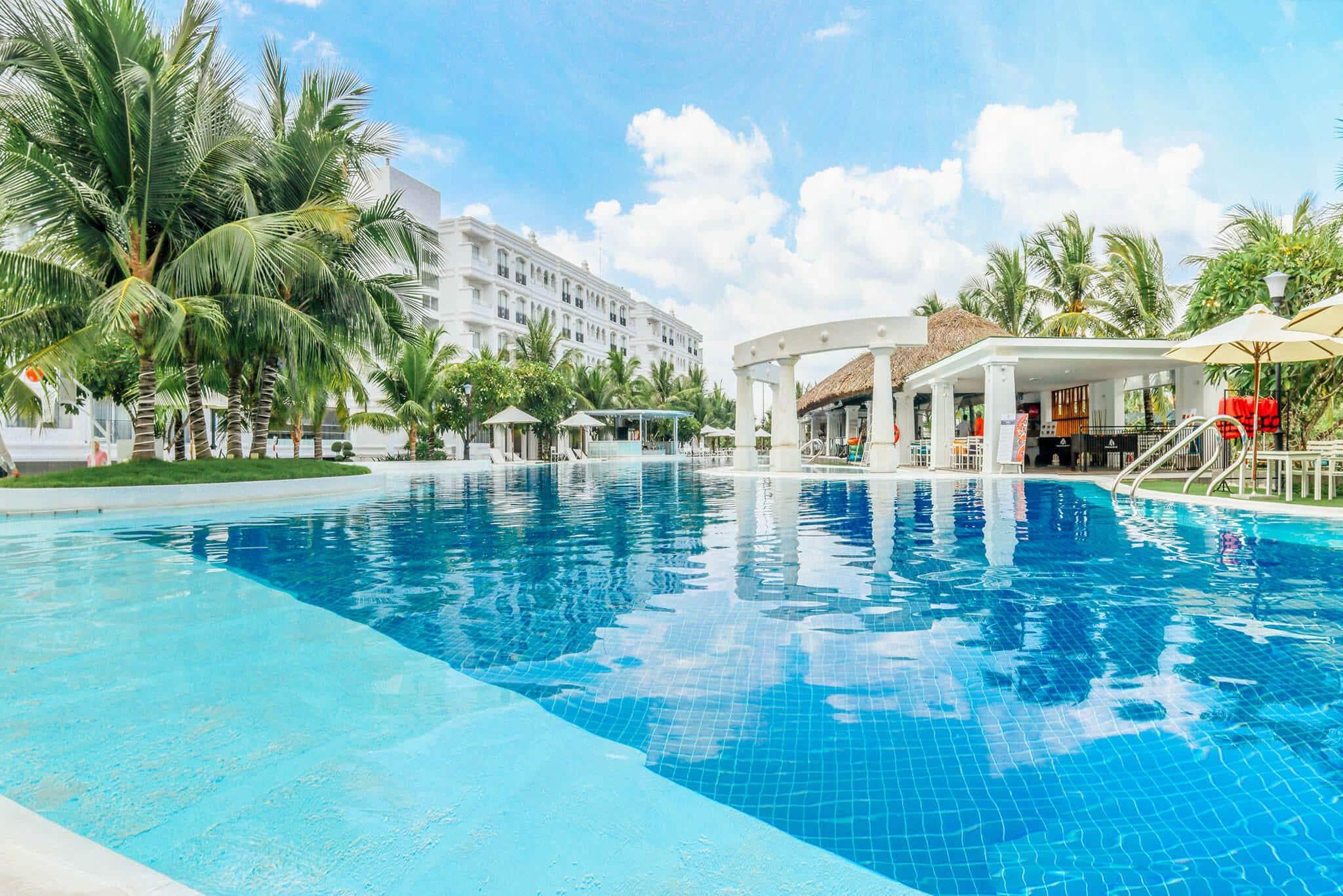 HỒ BƠI – Champa Island Nha Trang - Resort Hotel & Spa