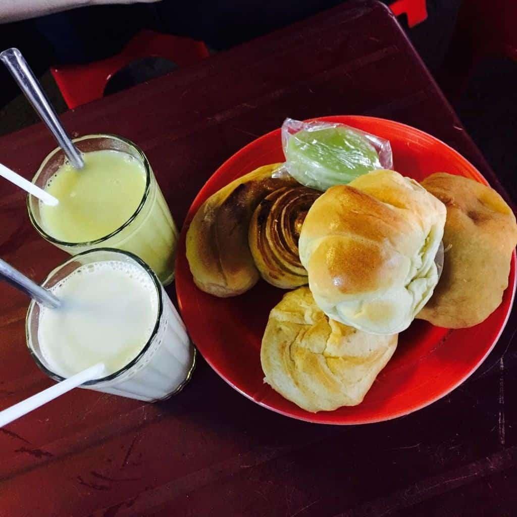 Du lịch Đà Lạt - Thông tin tin tức và kinh nghiệm du lịch Đà Lạt: Lên Đà Lạt  thưởng thức ly sữa đậu nành nóng đặc biệt khó quên