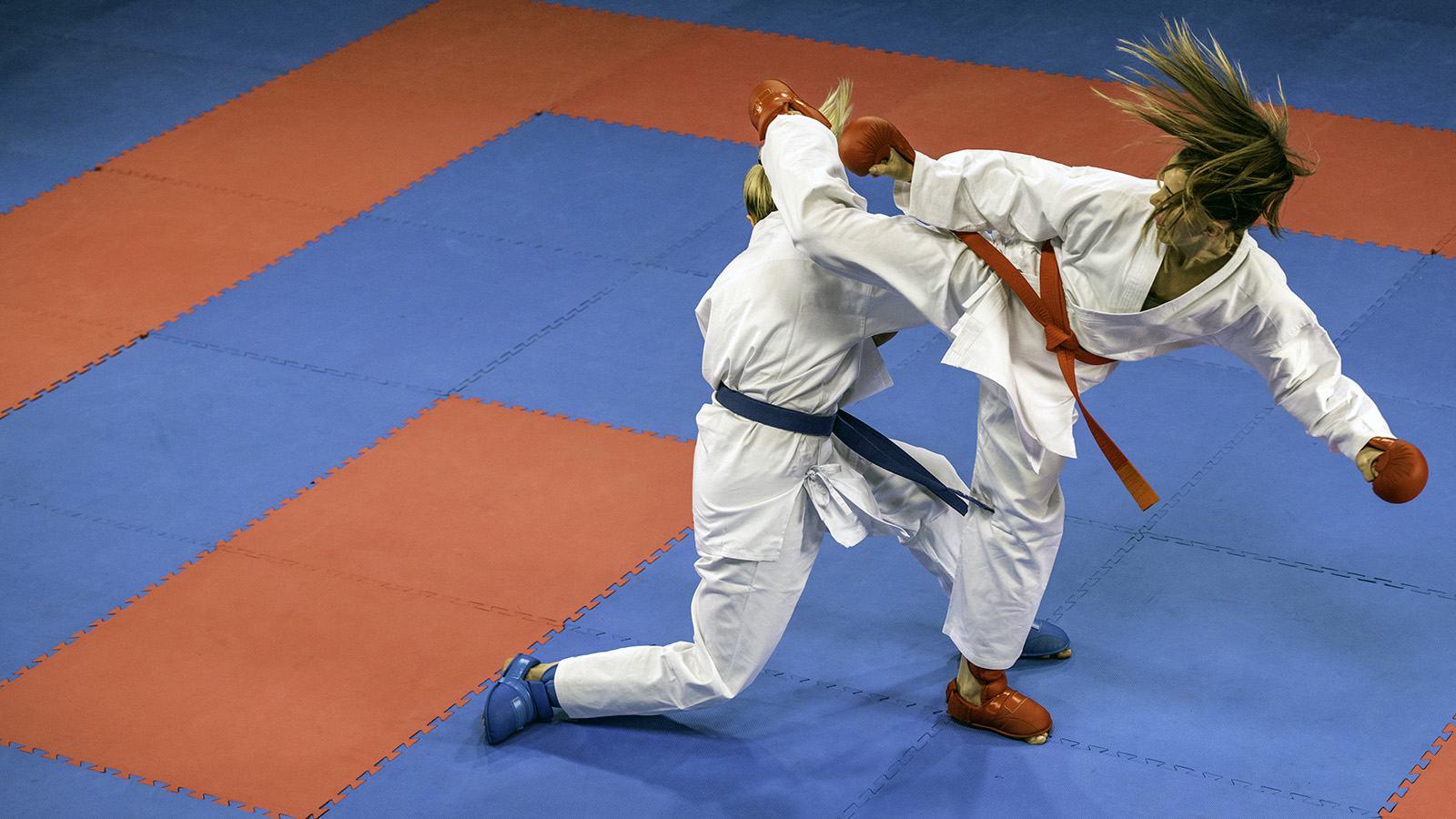 Taekwondo: The 'Sport' of Mastering Self-Control | HowStuffWorks