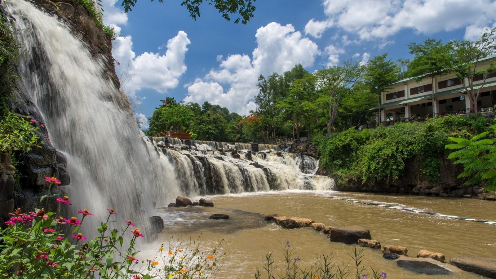 Khu du lịch ở Đồng Nai