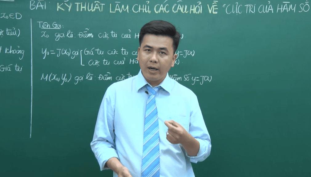 Thầy giáo dạy Toán chia sẻ bí quyết làm bài thi trung học phổ thông   Xã  hội   Vietnam+ (VietnamPlus)