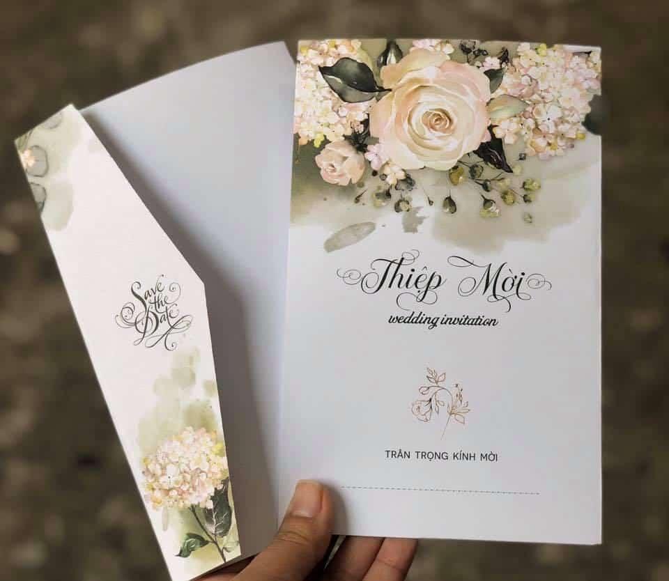 Top 10 địa chỉ in thiệp cưới đẹp giá rẻ Hà Nội - Ely Wedding