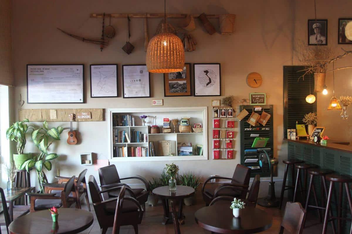 Cà phê đẹp tại Quảng Ngãi uy tín