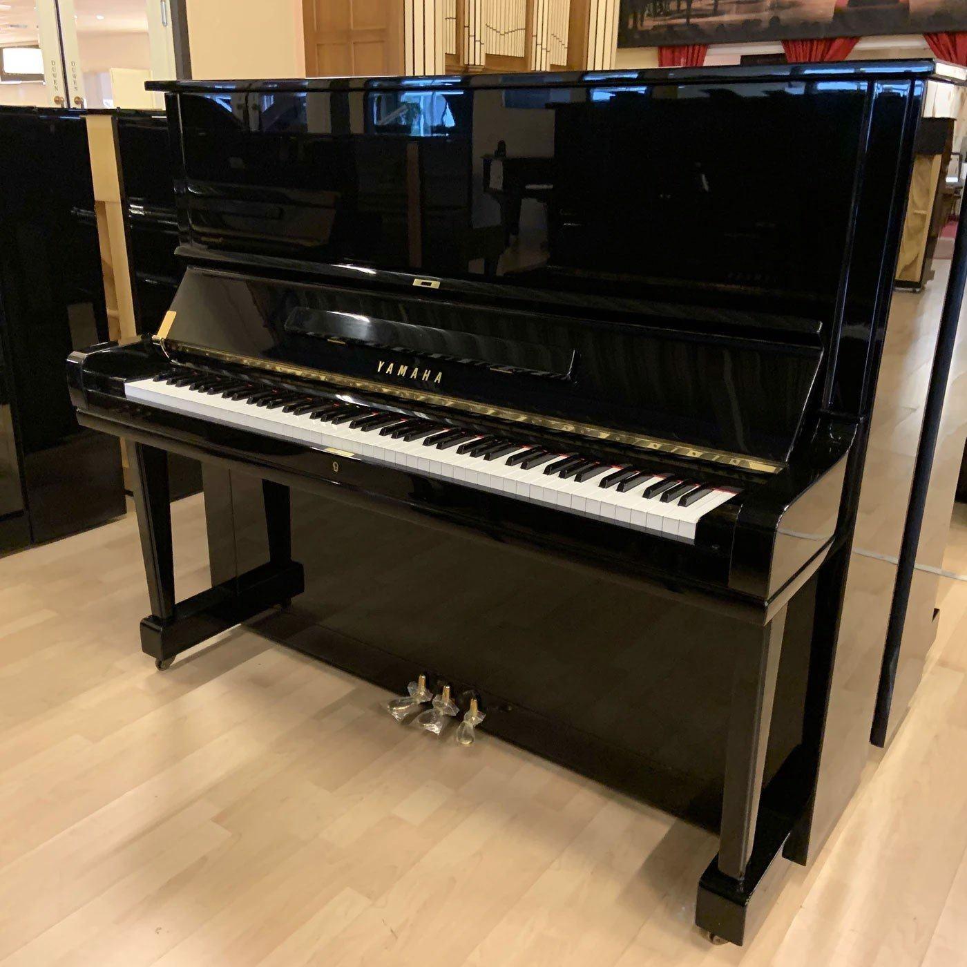 Đàn Piano Cơ Yamaha U3E   Nhập Khẩu Nguyên Bản Japan, Giá Tốt – Piano BT