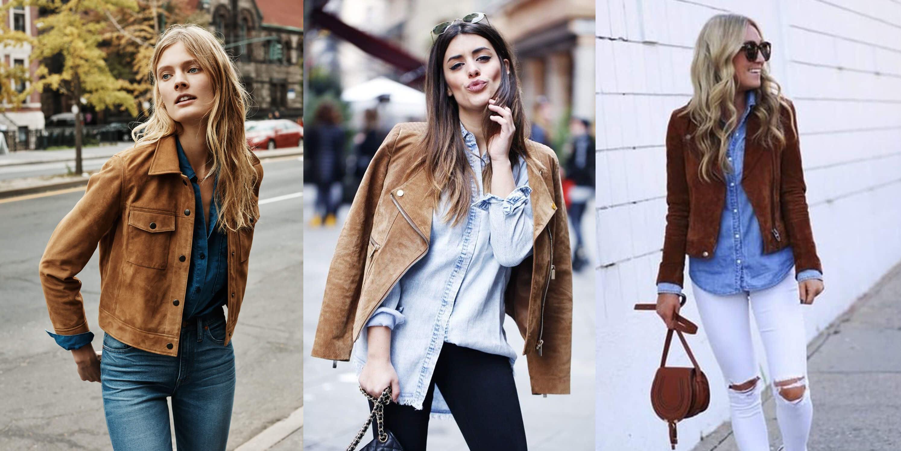 Shop bán áo khoác da nữ TPHCM uy tín