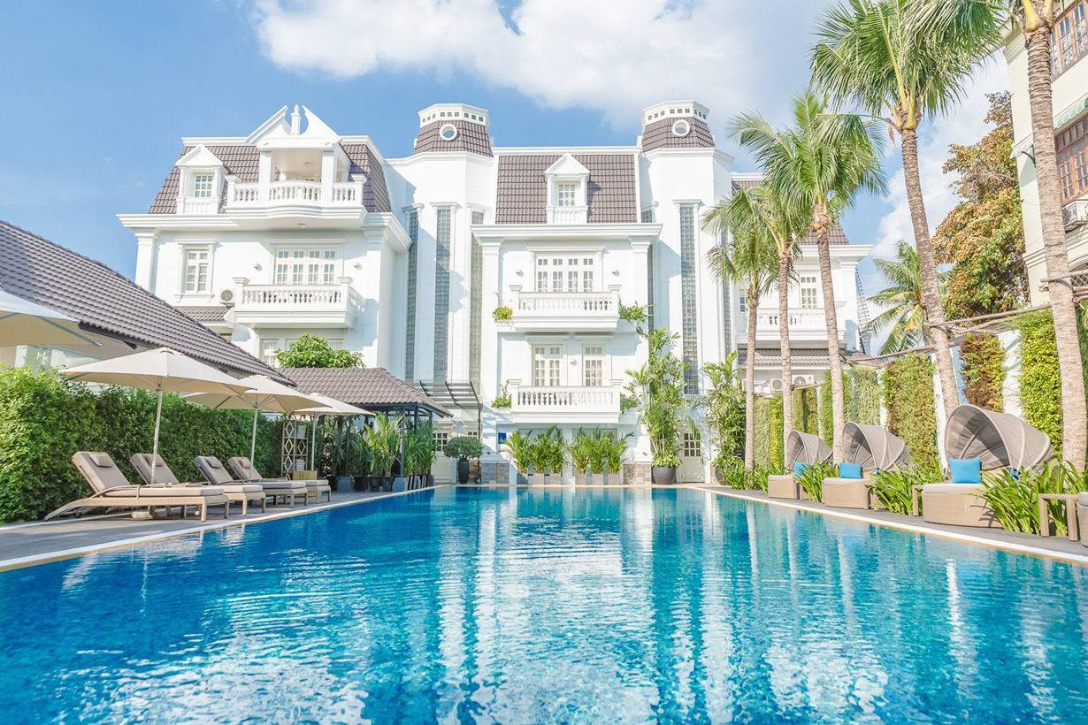 Best Romantic Hotels in Ho Chi Minh - Most Popular Saigon Romantic Hotels