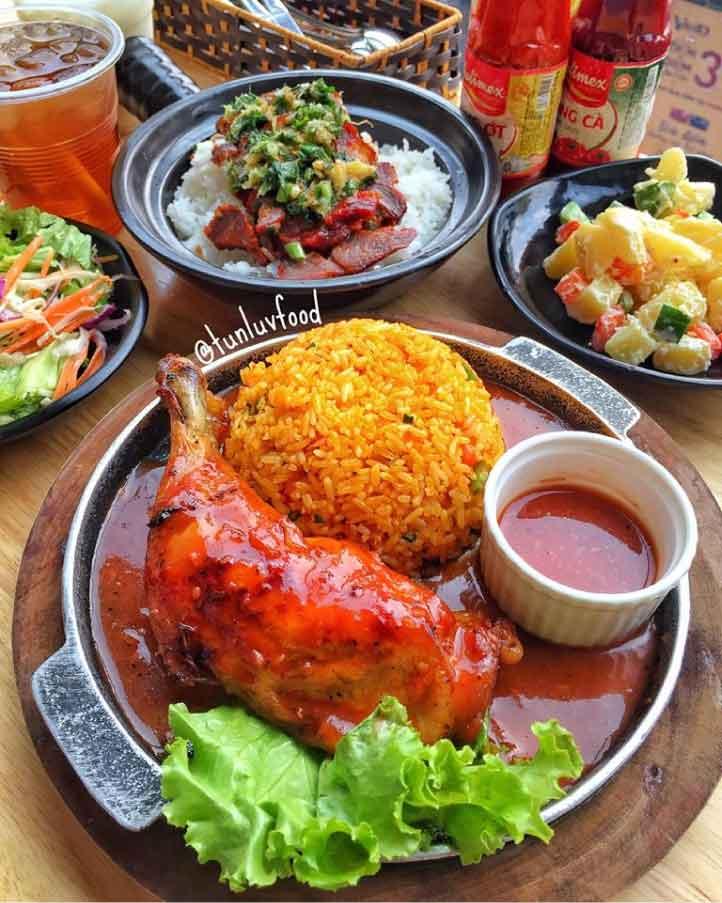 Tổng hợp 20 địa điểm ăn trưa ngon lành, nhanh gọn ở Hà Nội - NgonNgon.Net