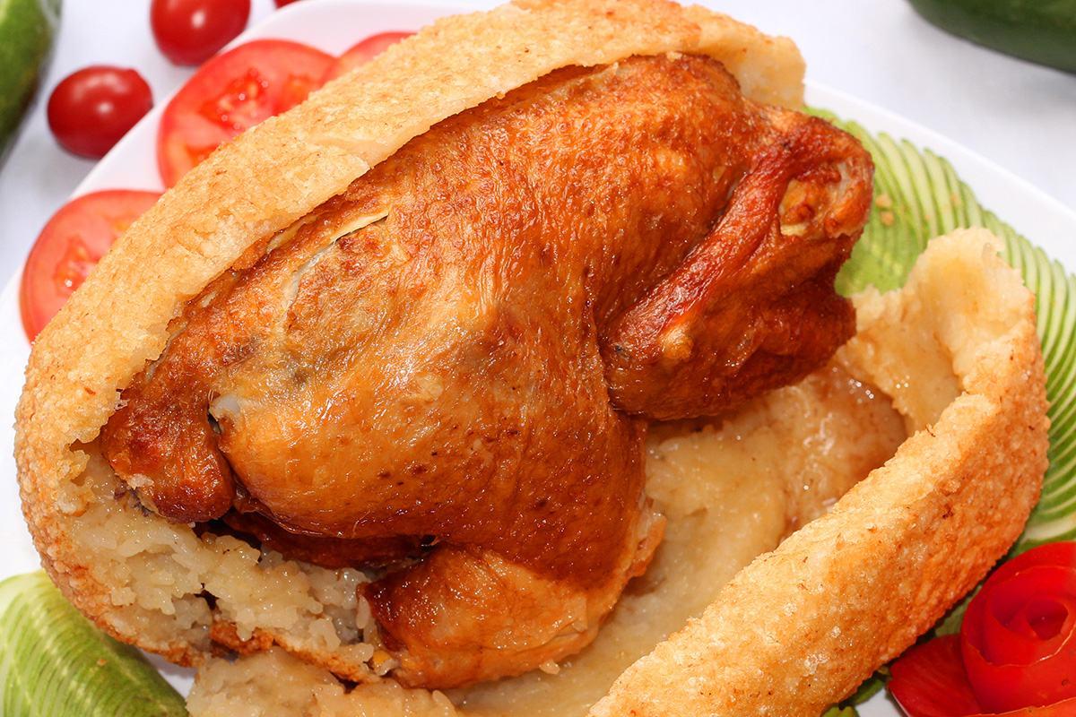 GÀ KHÔNG LỐI THOÁT | 3F Viet Food